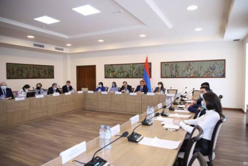 Photo of ՀՀ-ԵՄ երկխոսության 11-րդ նիստին բարձրացվել է Ադրբեջանում պահվող հայ գերիների հարցը