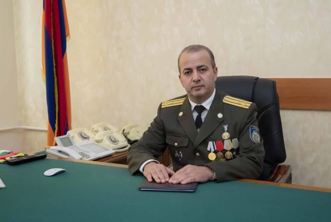 Photo of СНБ Армении опровергает слухи об освобождении Армена Абазяна с должности директора