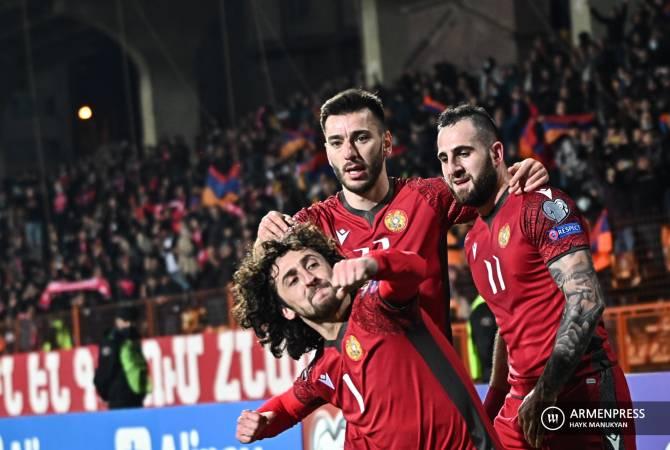 Photo of Сборная Армении подвергла фаворитов группы в шок: ФИФА