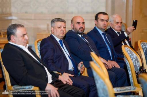 Photo of Արցախցի պատգամավորները տարբեր հանդիպումներ են ունեցել ՌԴ–ում