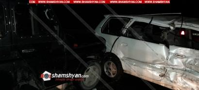Photo of Արտակարգ իրավիճակ Երևան-Սևան ավտոճանապարհին. մերկասառույցի պատճառով բախվել են ավելի քան 10 ավտոմեքենա