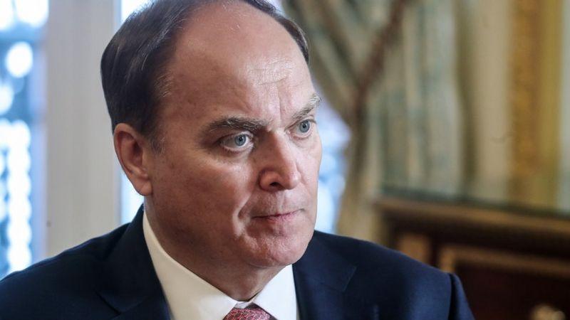 Photo of Посла России в Вашингтоне вызвали в Москву для консультаций