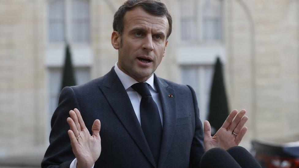 Photo of Մակրոն. «Ֆրանսիայի ընտրություններին Թուրքիայի հնարավոր միջամտությունն անընդունելի է»