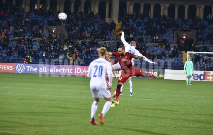 Photo of ԳՈԼ․ Տիգրան Բարսեղյանն առաջ է մղում Հայաստանի հավաքականին