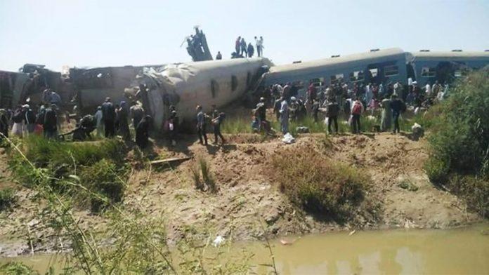 Photo of Եգիպտոսում իրար են բախվել 2 գնացք. զոհվել է 32 մարդ