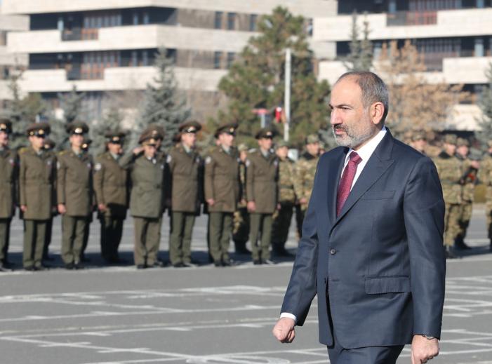 Photo of ՀՀ Զինված ուժերը հայտարարություն է տարածել