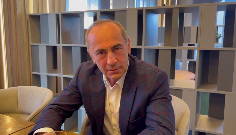 Photo of Второй президент Армении Роберт Кочарян ответил на вопросы независимого журналиста Германа Куликовского