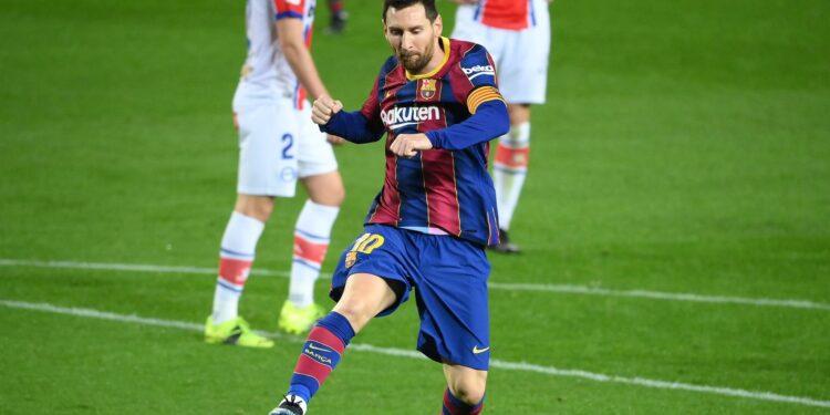 Photo of Լիոնել Մեսսին Լա լիգայի փետրվարի լավագույն խաղացող