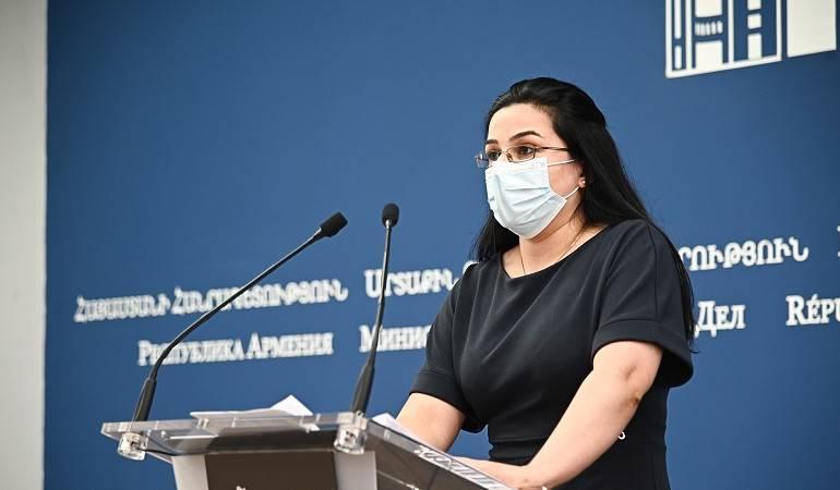 Photo of МИД Армении: Азербайджан продолжает преступления против человечности