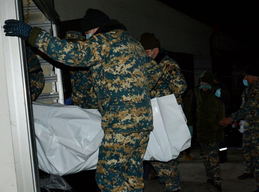 Photo of Тело одного погибшего в арцахской войне обнаружено в районе Джракана
