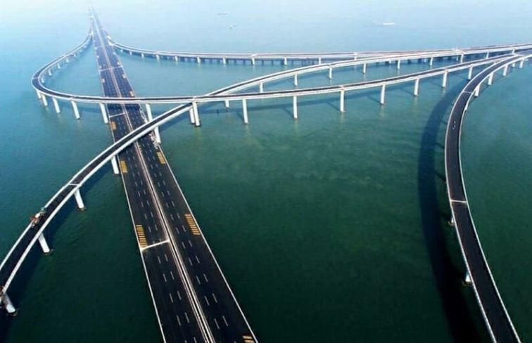 Photo of Մոլորակի ամենամեծ կամուրջը. ծախսվել է 8.5 մլրդ. դոլար, շինաշխատանքներն ներգրավված է եղել 10.000 շինարար