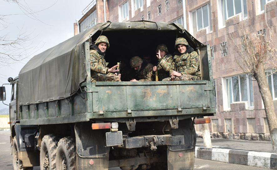 Photo of 5-րդ զորամիավորման ենթակայությամբ գործող N զորամասը բերվել է մարտական պատրաստականության բարձր աստիճանի