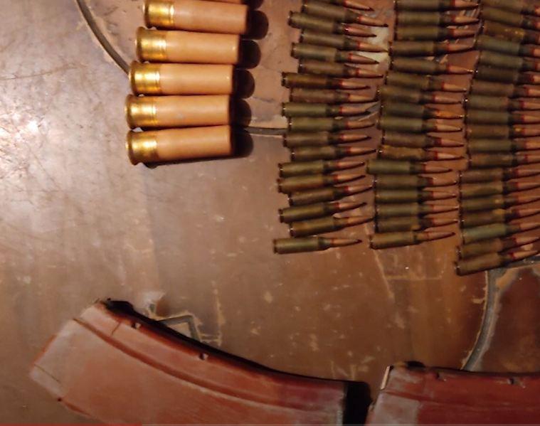Photo of Արմավիրի ոստիկանները Արցախից բերված զինամթերք են հայտնաբերել․ հարուցվել է քրեական գործ