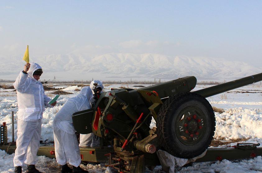 Photo of Հրետանային և հրաձգային ստորաբաժանումներն անցկացրել են համատեղ զորավարժություն