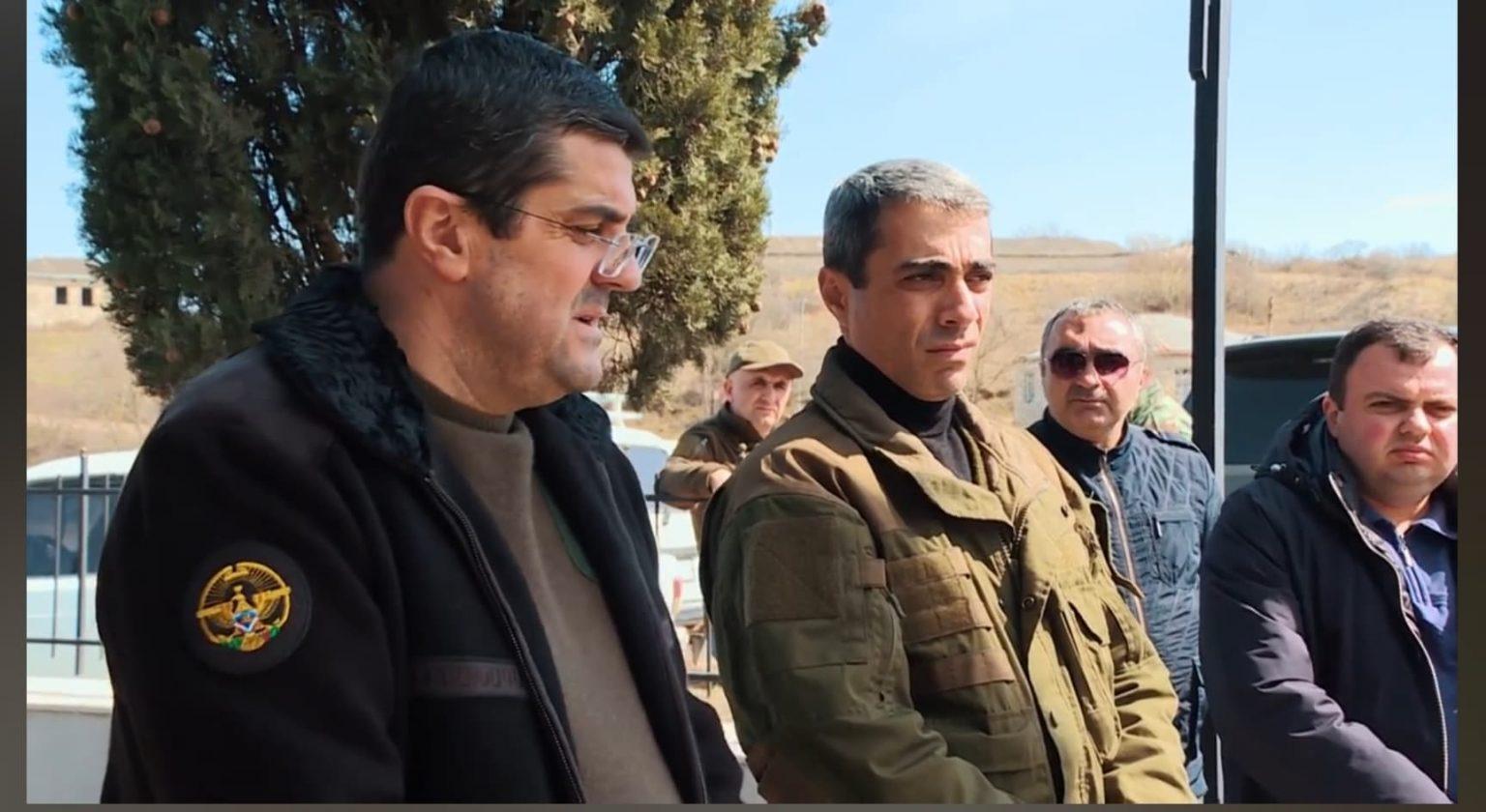 Photo of Президент Арцаха посетил общины республики