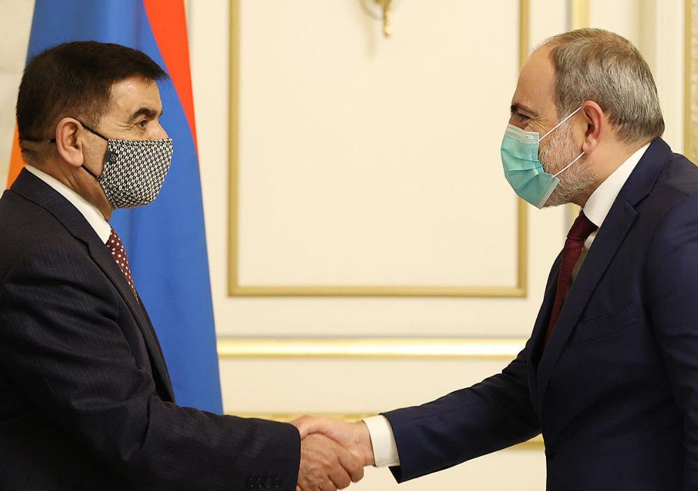 Photo of Վարչապետը ողջունել է Իրաքի պաշտպանության նախարարի այցը Հայաստան և նշել, որ մեր երկիրն Իրաքը դիտարկում է որպես վստահելի գործընկեր