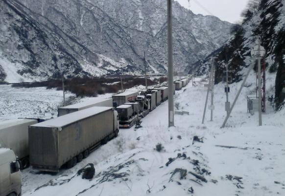 Photo of Լարսում՝ ռուսական կողմում կա կուտակված 602 բեռնատար ավտոմեքենա