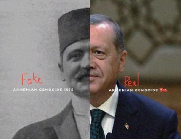 Photo of Այս լուսանկարը պատերազմի ընթացքում հատուկ պատրաստել ու սոցցանցերում ակտիվ տարածում էին ադրբեջանցի ու թուրք օգտատերերը