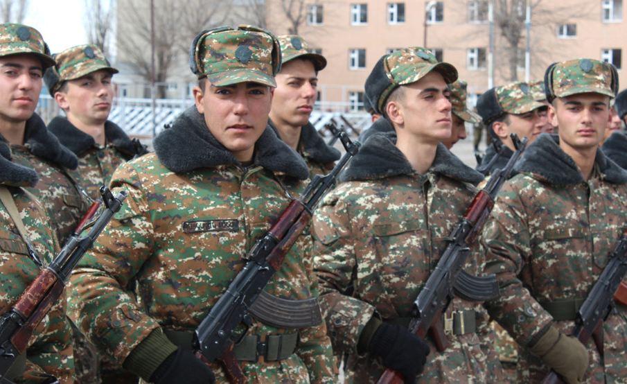 Photo of Զորամասերում անցկացվել են նորակոչիկ զինծառայողների երդման արարողություններ