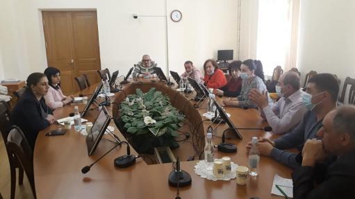 Photo of Թագուհի Թովմասյանն ու Սոֆյա Հովսեփյանը հանդիպել են Քաշաթաղի բնակիչներին, լսել խնդիրները