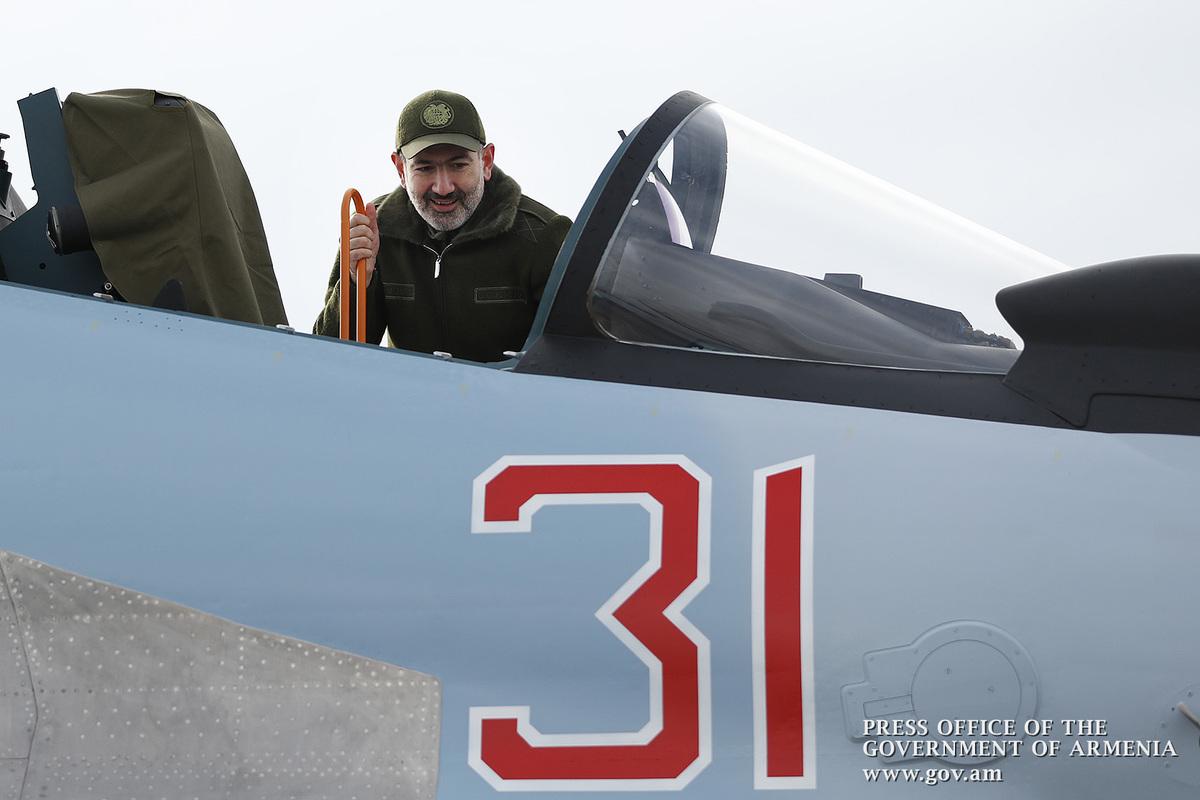 Photo of Փաշինյանը հաստատել է գեներալ Մովսես Հակոբյանի տեղեկությունը, որ ՍՈՒ-30 ՍՄ կործանիչները ձեռք են բերվել առանց զինամթերքի