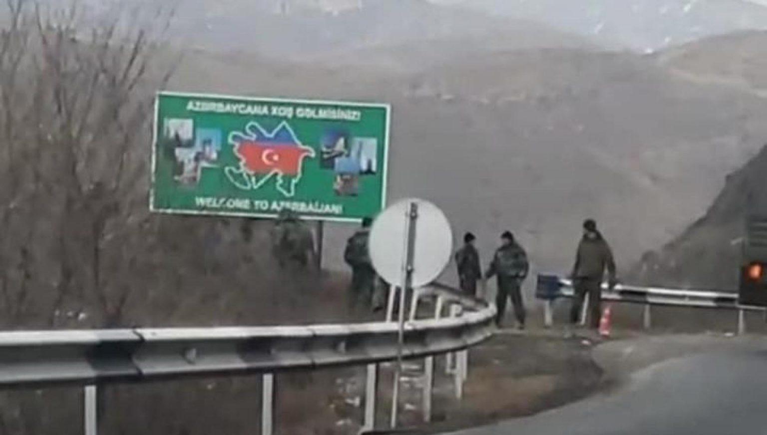 Photo of Сегодня азербайджанцы начали в Сюнике рыть окопы. Заместитель мэра Гориса бьет тревогу