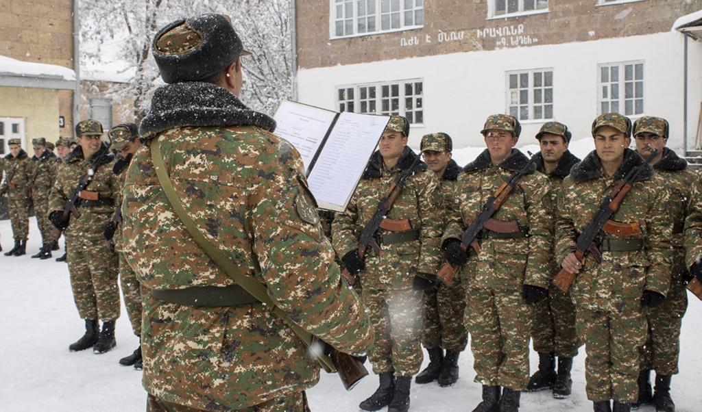 Photo of Զինվորական երդման հանդիսավոր արարողություն