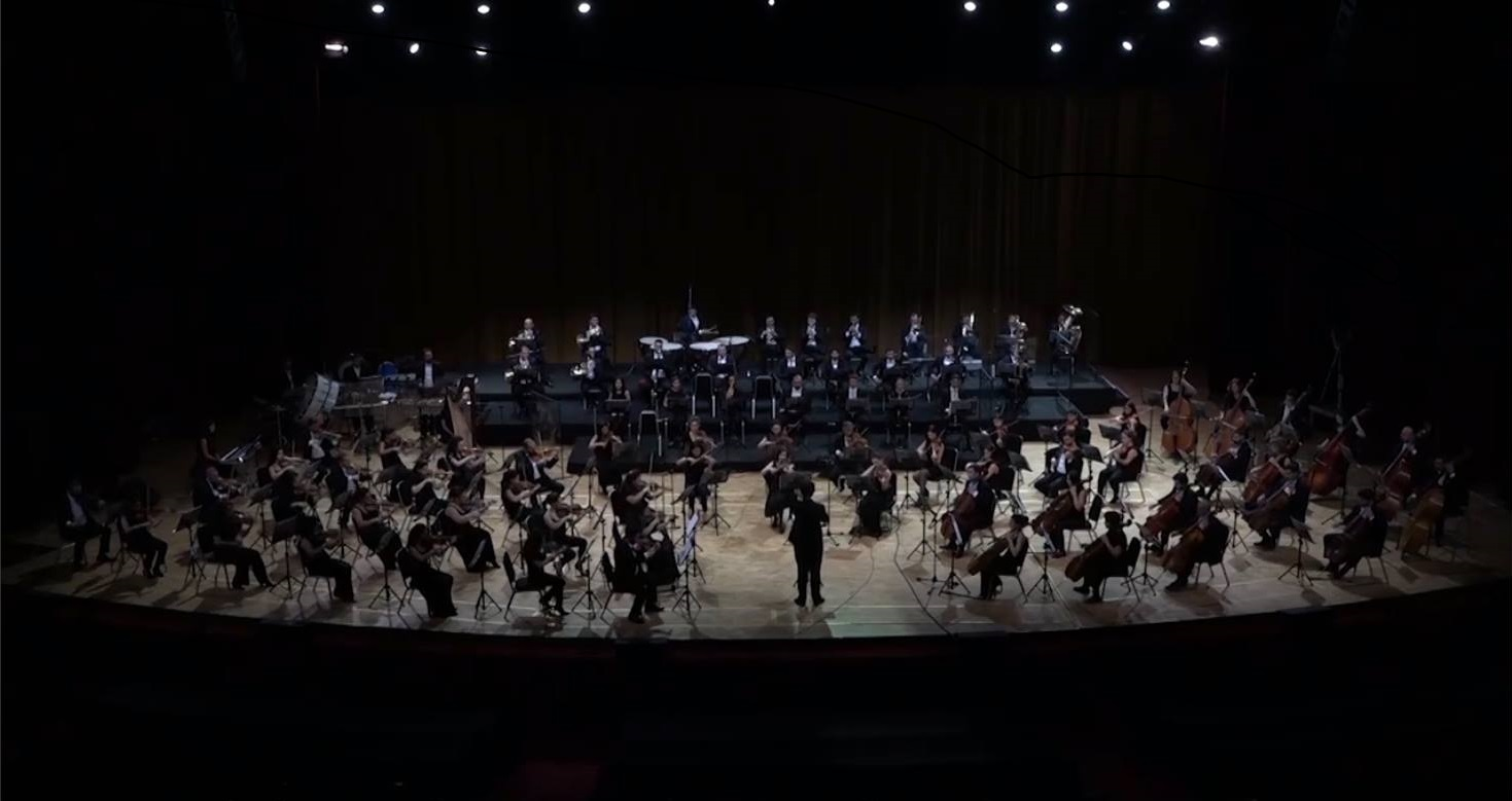 Photo of Տեղի կունենա Էդուարդ Հայրապետյանի 4-րդ սիմֆոնիայի պրեմիերան. հեղինակն այն նվիրել է Սիմֆոնիկ նվագախմբին և Սերգեյ Սմբատյանին