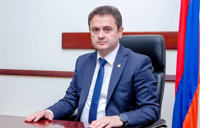 Photo of Айк Чобанян распрощается с должностью губернатора Тавуша