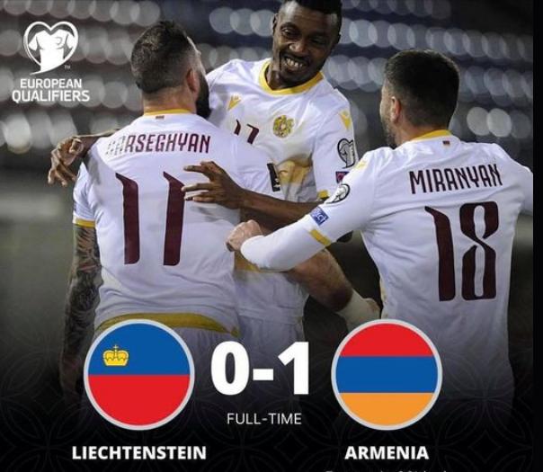 Photo of Հայաստանի հավաքականը Մունդիալ-2022-ի ընտրական փուլում մեկնարկեց հաղթանակով