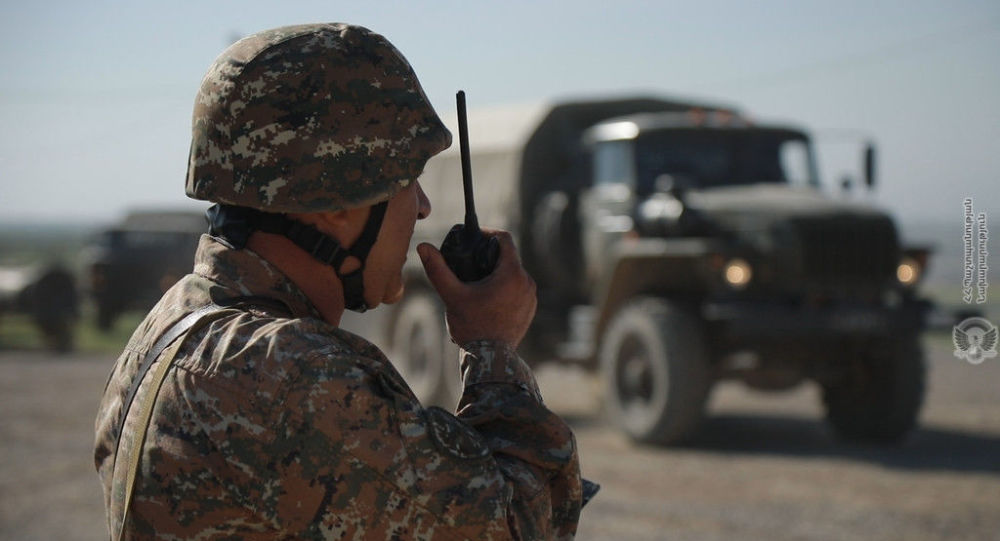 Photo of В Армении стартовали масштабные тактические учения
