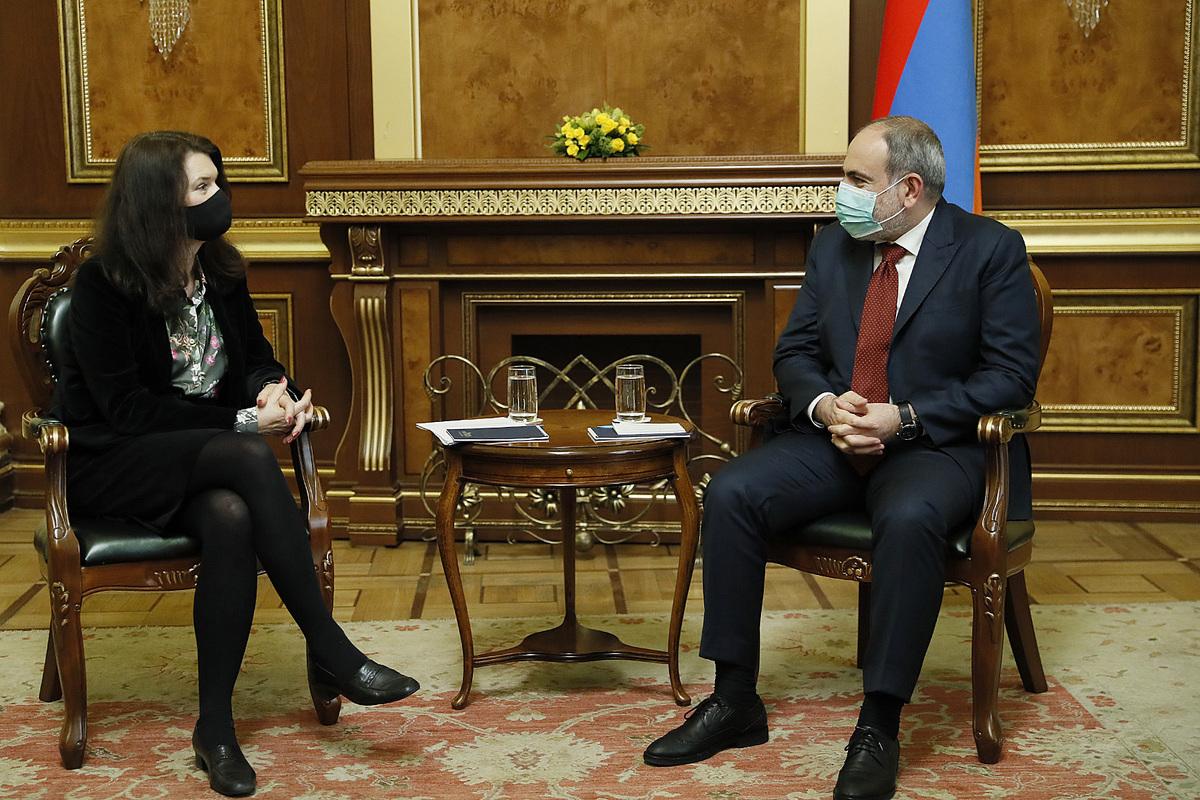 Photo of Премьер-министр Пашинян принял делегацию во главе с действующим председателем ОБСЕ Анн Линде