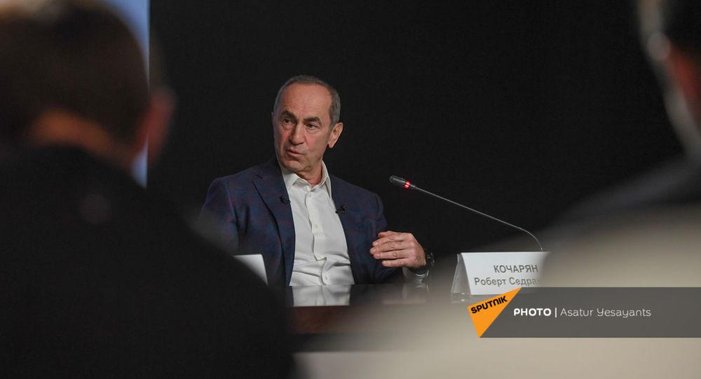 Photo of Кочарян о ситуации с Генштабом ВС Армении