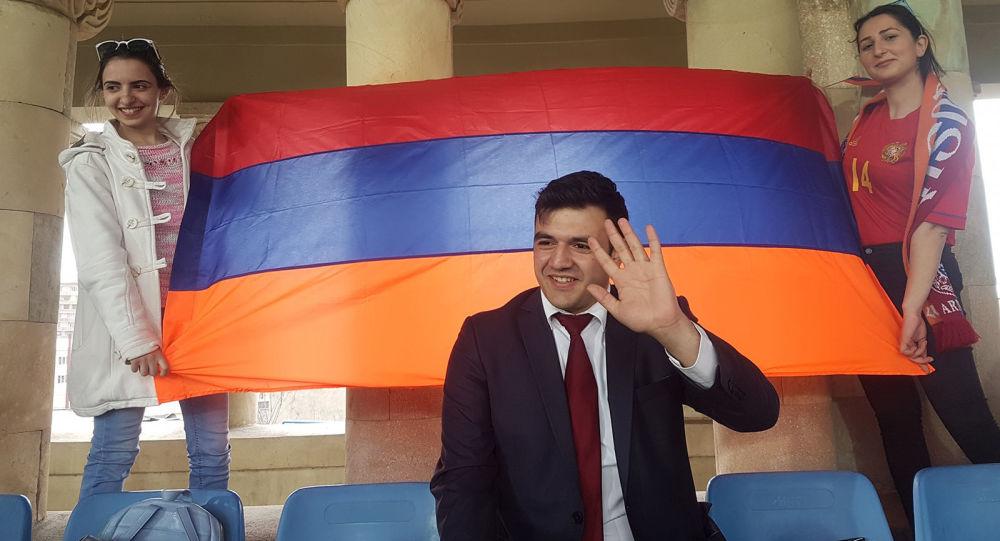 Photo of Թշնամուն արհամարհական ժպիտ թողեց․ Գևորգը հաղթել էր թշնամուն՝ պահել էր Շուշին. armeniasputnik.am