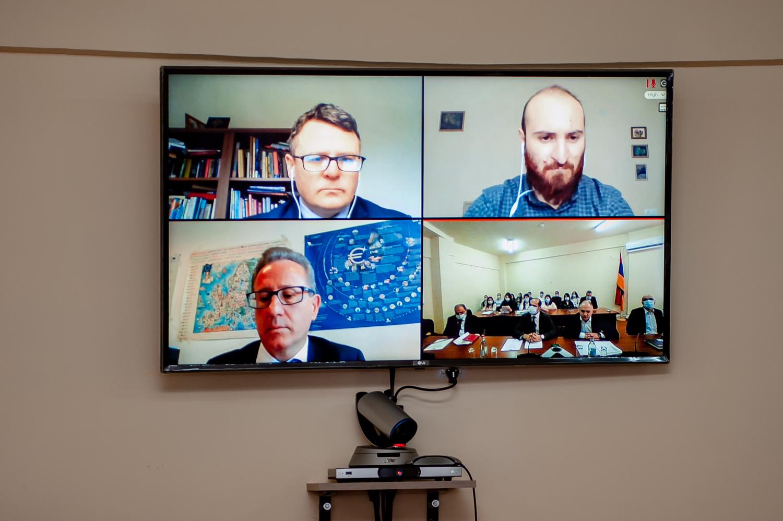 Photo of ՏՄՊՊՀ-ում կուսումնասիրեն անբարեխիղճ մրցակցության կանխարգելման ԵՄ փորձը
