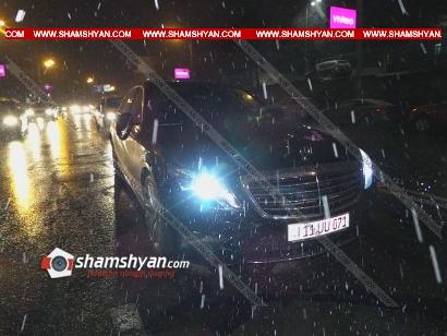 Photo of Մահվան ելքով վրաերթ Երևանում. 31–ամյա վարորդը Mercedes-ով վրաերթի է ենթարկել երիտասարդ աղջկա. վերջինս հիվանդանոցում մահացել է