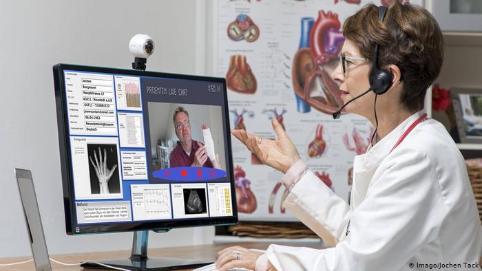 Photo of COVID-19 и медицина будущего: пандемия ускорила инновации в здравоохранении