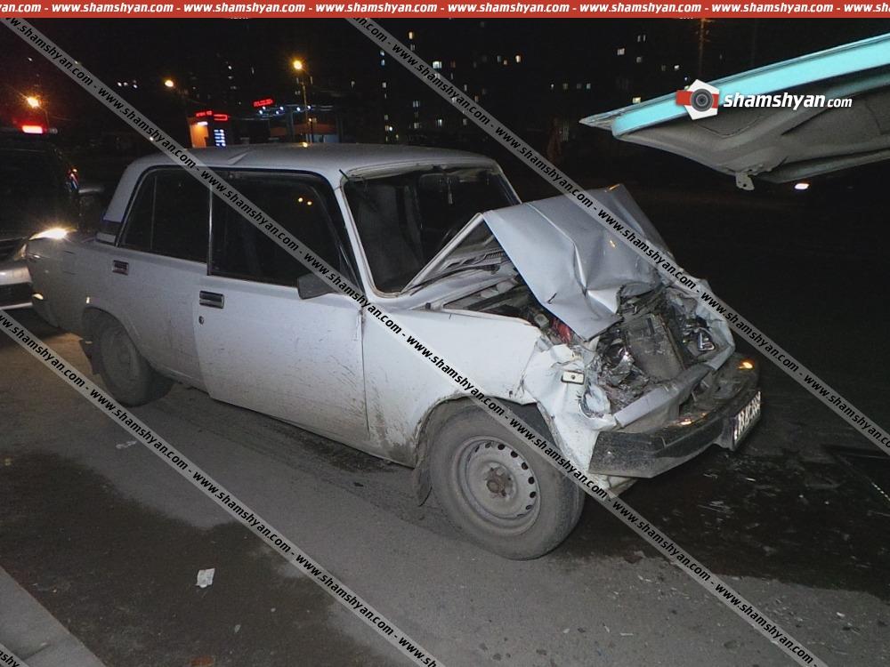 Photo of Ավտովթար Երևանում. բախվել են թիվ 67 երթուղին սպասարկող ավտոբուսն ու 07-ը. կան վիրավորներ