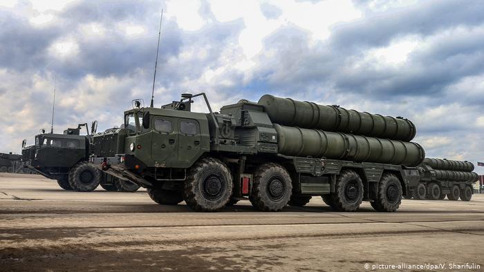 Photo of США пригрозили Индии санкциями за покупку российских систем С-400