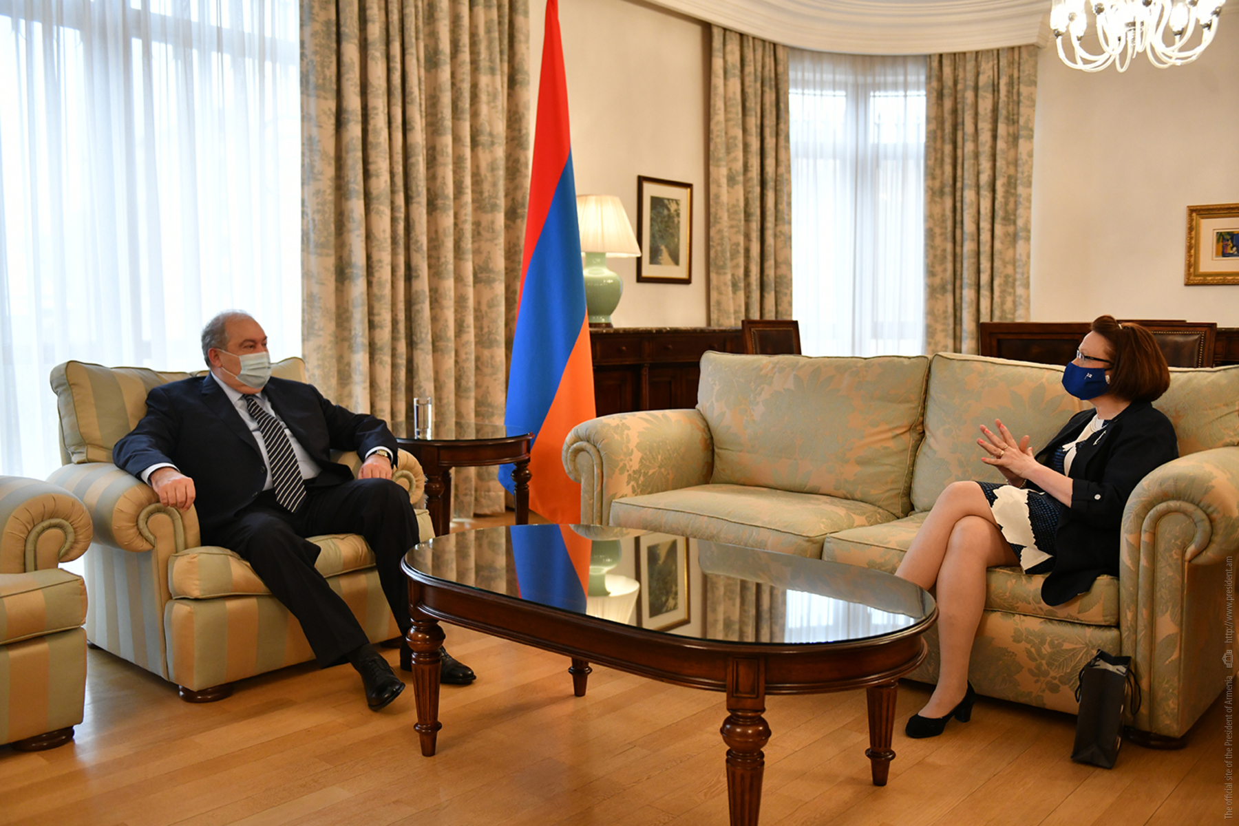 Photo of Նախագահ Արմեն Սարգսյանին հավատարմագրերն է հանձնել Հայաստանում Ֆինլանդիայի նորանշանակ դեսպանը