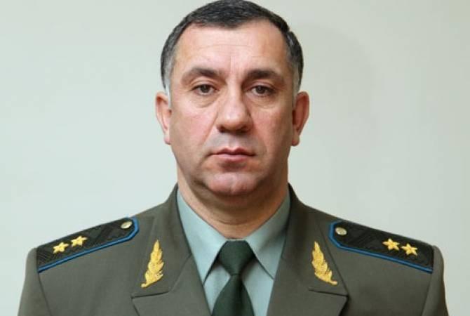 Photo of ԳՇ պետի պաշտոնակատար է նշանակվել Ստեփան Գալստյանը