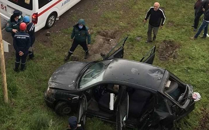 Photo of Աշնակ-Դավթաշեն ավտոճանապարհին տեղի է ունեցել ՃՏՊ. 29-ամյա վարորդը հիվանդանոցում մահացել է