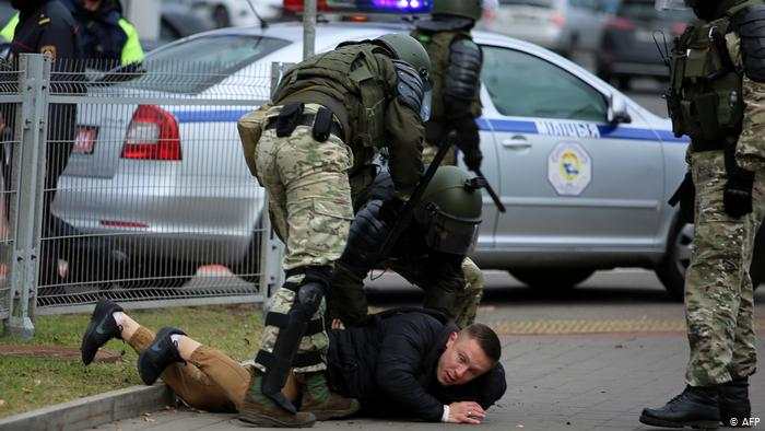 Photo of Совет ООН по правам человека осудил насилие в Беларуси