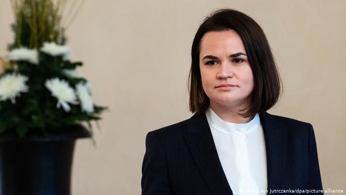 Photo of В Беларуси против Тихановской возбудили дело о подготовке теракта