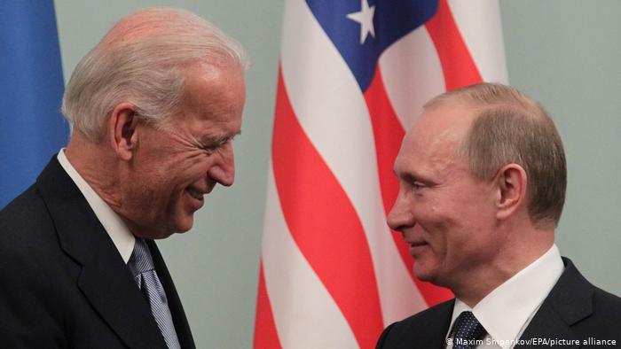 Photo of Путин ответил Байдену, который считает его убийцей