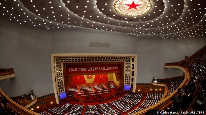 Photo of Китай установил целевой показатель годового роста экономики в 6 процентов