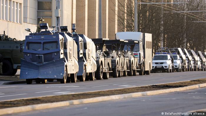 Photo of Протесты в Беларуси: оппозиция отказалась от централизованного марша