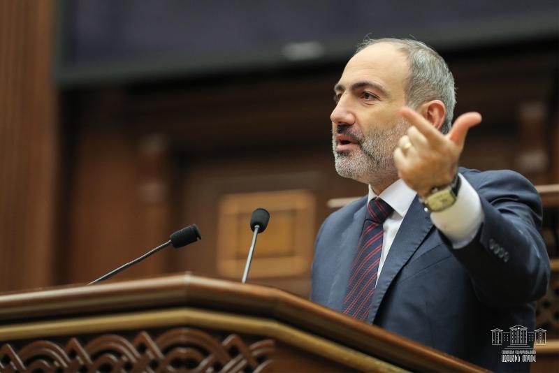 Photo of «Сделал ли Оник Гаспарян известное заявление по приказу Сержа Саргсяна?» Никол Пашинян принципиально не подходит к трибуне