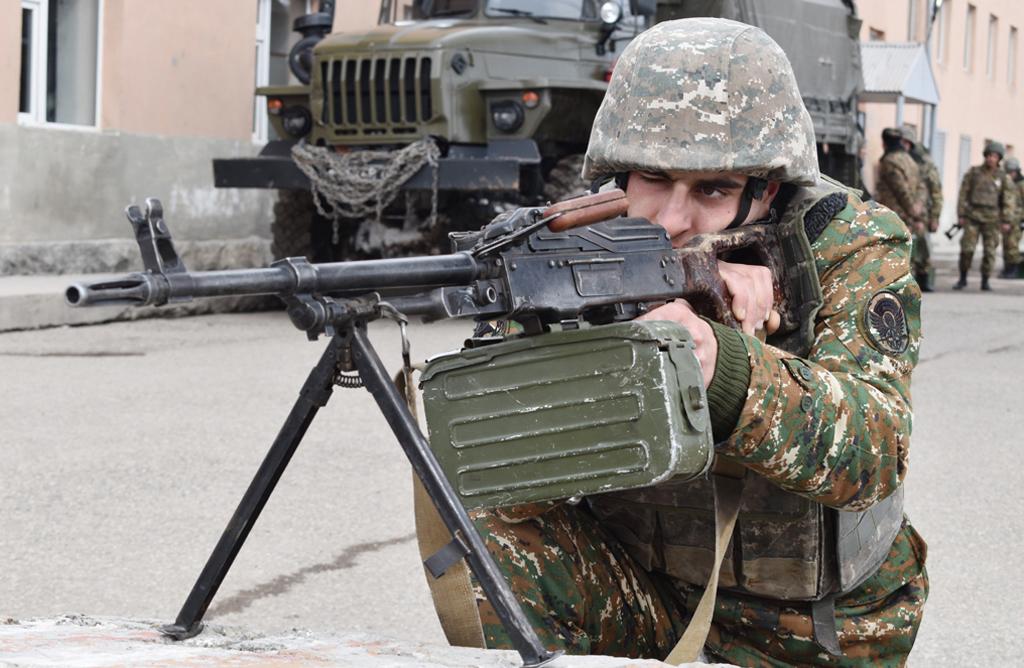 Photo of 2-րդ զորամիավորումում անցկացվում են մարտավարաշարային պարապմունքներ