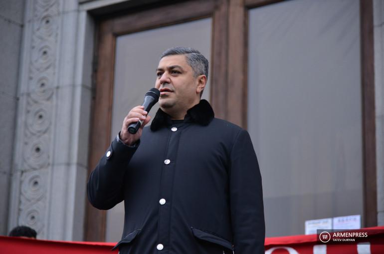 Photo of Մենք մասնակցելու ենք արտահերթ ընտրություններին. Արթուր Վանեցյան